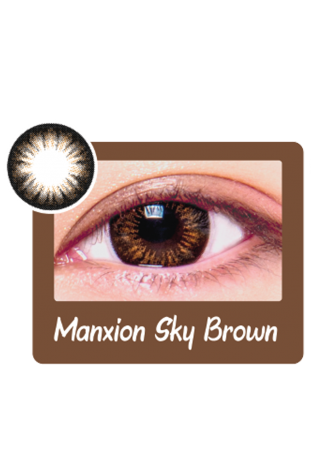 Manxion Sky Brown