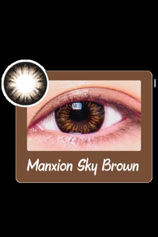 Manxion Sky Brown