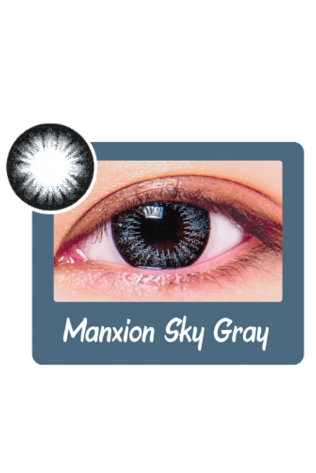 Manxion Sky Gray