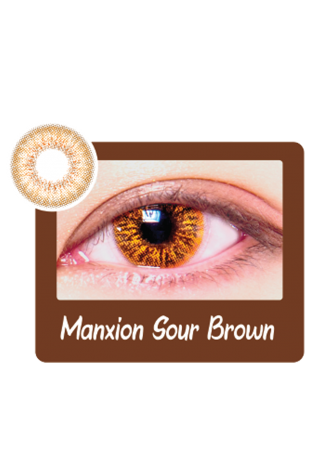 Manxion Sour Brown
