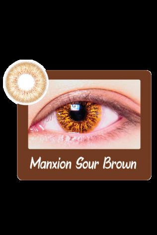 Manxion Sour Brown
